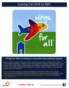 Wings for Autism @ Louisville International Airport | Louisville | Kentucky | United States